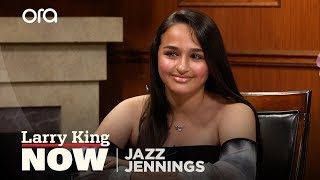 Jazz Jennings on 'I Am Jazz,' Trump, & transgender discrimination