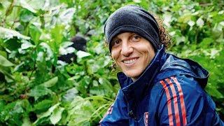 David Luiz x Visit Rwanda