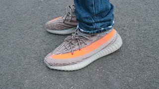 460a8ef754a3b5 ADIDAS YEEZY BOOST 350 V2   BELUGA   REVIEW AND ON-FOOT