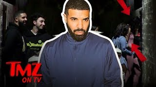 Drake Hits The Club With A BUNCH Of Hunnies | TMZ TV