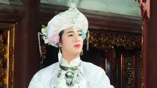 Cô Bé Cửa Suốt  Hát Văn, hầu đồng hay - đồng thầy Trần Vũ Tiến