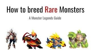 how to get food in monster legends