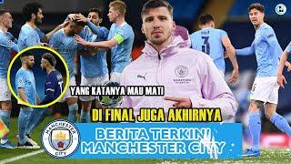 "ManCity ""HEMPASKAN"" PSG ke Final Liga Champions 🔵 Raheem Sterling Ditawar Atletico Madrid 🔵 ManCity"