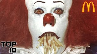 Top 10 Scary McDonalds Stories