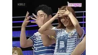 SNSD YoonA & Lee Seung Gi   YoonGi Moment #2 - Regrets