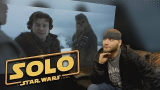 Solo: A Star Wars Story Official Teaser REACTION