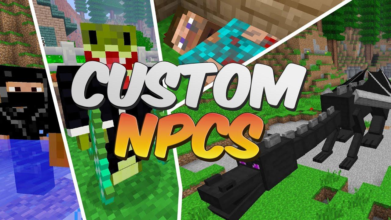 Pokemon Benutzerdefinierte Npcs Mod Crafting