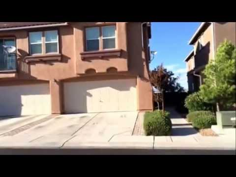 Townhouse for Rent in Henderson NV 3BR/2.5BA by Henderson Property Management