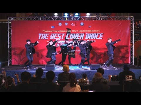 160628 The Most Wanted cover EXO - Intro + Monster @THE BEST COVER DANCE 2016