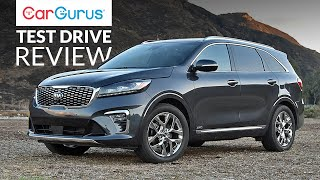 2019 Kia Sorento | CarGurus Test Drive Review