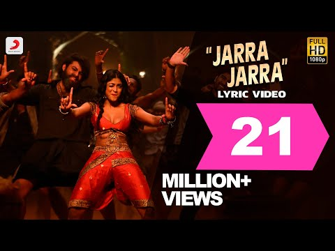 Valmiki - Jarra Jarra Telugu Lyric