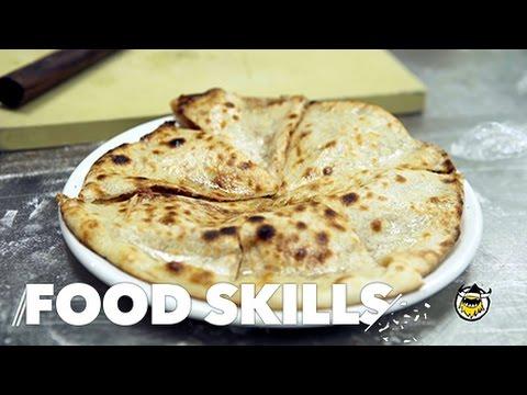 Floyd Cardoz Is an Indian-Bread Master | Food Skills