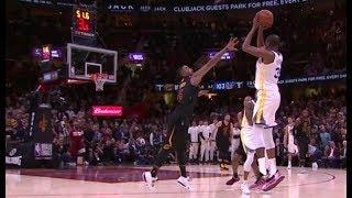 NBA Playoffs 2018 - All Game Winner, Buzzer Beater and Clutch Shots! (58)