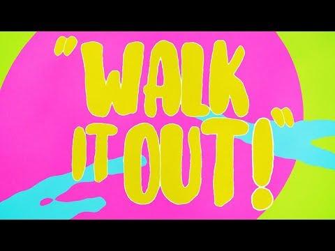 ROY PURDY - WALK IT OUT!