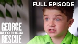 A Life-Changing Renovation For A Brave Boy With Duchenne Muscular Dystrophy | George to the Rescue