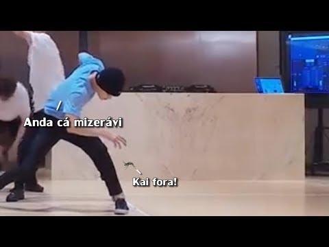 EXO- Chanyeol Rei do Drift e Sehun Indecente.