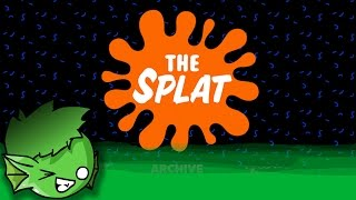 The Splat: New 90s Nick Channel? #TheSplatIsComing