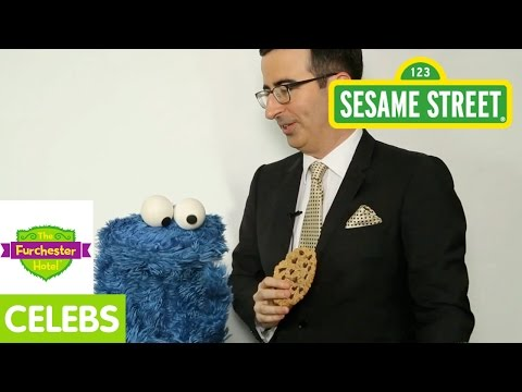 Furchester Hotel: John Oliver has Bad News for Cookie Monster