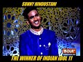 Sunny Hindustani wins the title of Indian Idol 11 this year  - 03:03 min - News - Video