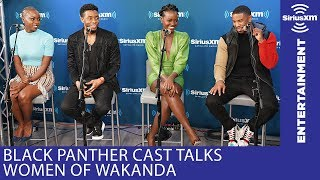 Danai Gurira discusses female representation in Black Panther