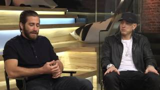 The Southpaw Sessions Round 1 with Eminem and Jake Gyllenhaal