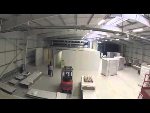 AST Modular Datacenter Modular Room
