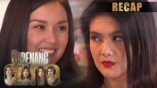 Romina and Daniela's showdown at the Seafood Expo | Kadenang Ginto Recap (With Eng Subs)