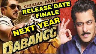 Dabangg 3 Release Date Postponed and Confirmed, Salman Khan, Sonakshi Sinha, Prabhu Deva