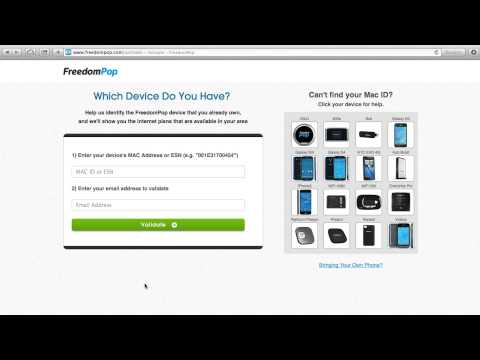 FreedomPop 101: How to activate your new hotspot