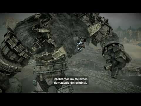 SHADOW OF THE COLOSSUS Video Screenshot 8