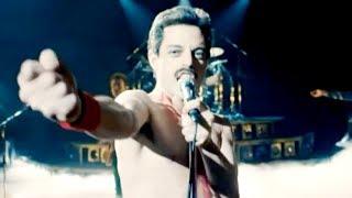 NEW Bohemian Rhapsody Trailer: Rami Malek Becomes Freddie Mercury