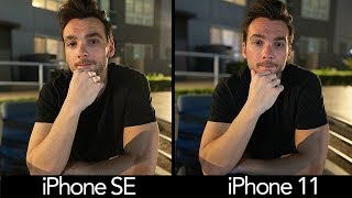 iPhone SE vs iPhone 11 Camera Comparison! Are They The Same?