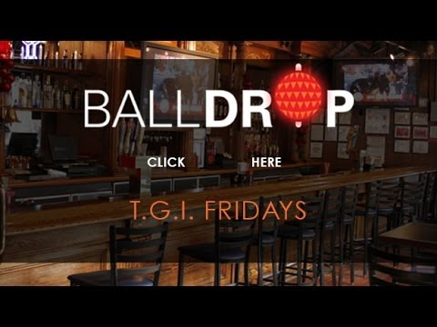 BallDrop.com Presents New Years Eve at TGI Fridays Times Square - 212-201-0735