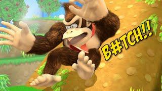 GOT WHAT YOU DESERVED B#TCH!! [SUPER SMASH BROS. Wii U]