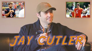 Former QB Jay Cutler on the Bears, Smokin' Jay, &  Being Friends with Big Cat - Full Interview