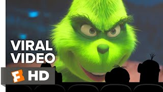 Watch The New Grinch Trailer With The Minions (2018) | Fandango Family