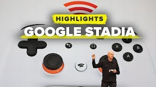 Google Stadia announced at GDC 2019