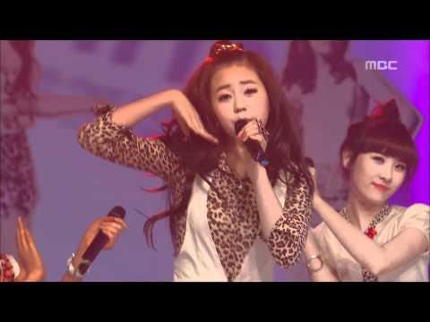 Wonder Girls - So Hot, 원더걸스 - 쏘 핫, Music Core 20080621