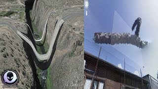 Google Earth STRANGENESS & Unknowns - Part Two