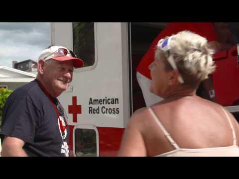 Red Cross Responds to Hurricane Matthew