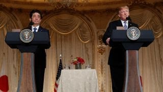Trump: US is committed to fair, reciprocal trade with Japan
