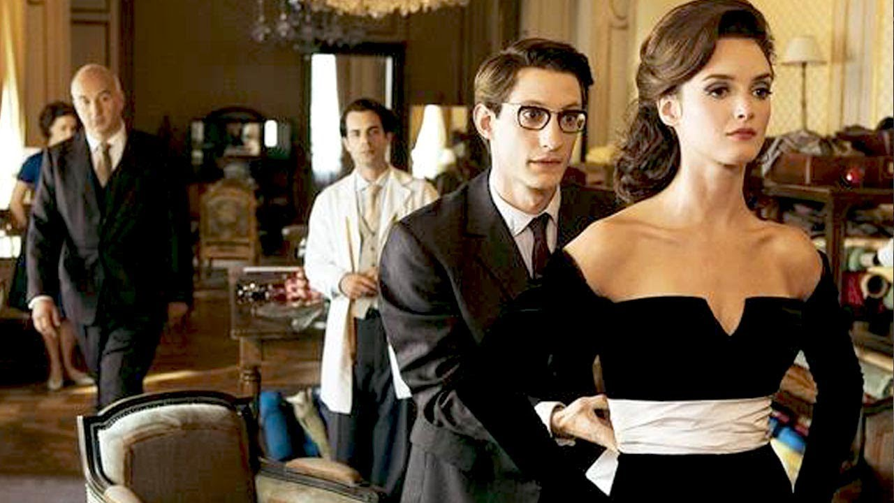 Yves Saint Laurent Film Stream