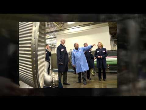 NASA Orion Senior Program Team Visit