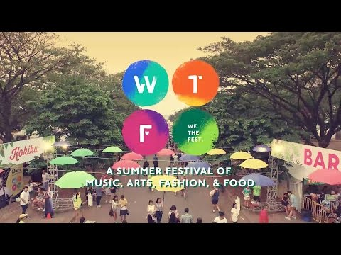 WE THE FEST 2015 Official After Movie