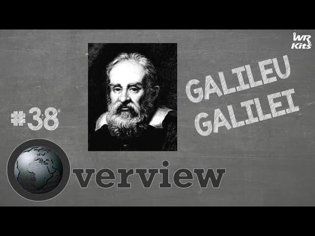 GALILEU GALILEI | Overview #38