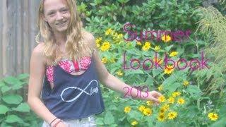 Summer Lookbook 2013! ☼