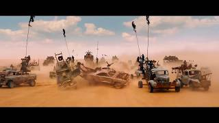 Phim hành động kịch tính Max Điên Cuồng - Con Đường Chết