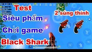 #61 Vác 11 triệu mua SIÊU PHẨM Black Shark chỉ để chơi PUBG Mobile max đồ hoạ
