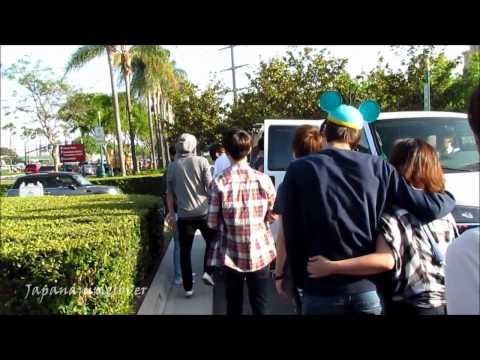 EXO at Disneyland pt.8 120519