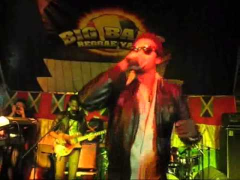 ROMAIN VIRGO - LIVE MI LIFE - ROMA BIG BANG - 26 OTTOBRE 2012